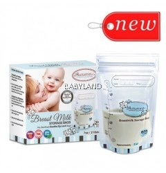 Autumnz Breastmilk Storage Bags 7oz/210ml (25pcs)