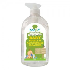 Bacoff Natural Baby Bottle & Accessories Cleaner (700ml)