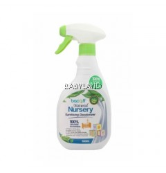 Bacoff Natural Nursery Sanitising Deodorizer (500ml)