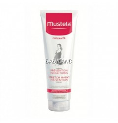 Mustela Stretch Marks Prevention Cream (250Ml)