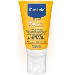 Mustela Very High Protection Face Sun Lotion (40ml)