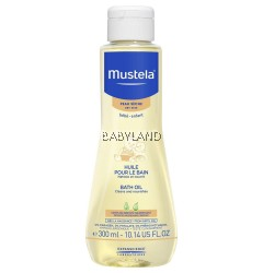 Mustela Bath Oil (300ml)