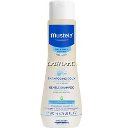 Mustela Gentle Shampoo (200ml)