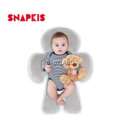 SNAPKIS 3D BODY SUPPORT GREY 18005
