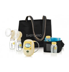Medela Freestyle Breast Pump With + 1 pair of Freestyle connector * 1 Year Extended Warranty