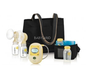 Medela Freestyle Breast Pump With *FREEBIES