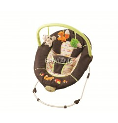 Summer Sweet Comfort Musical Bouncer (Fox & Friends) *Display Unit*