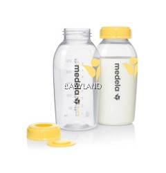 Medela Breastmilk Bottles 250ml (2pcs)