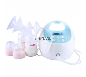 Spectra S1 Plus Double Electric Breast Pump FREE Little Bean Home & Car Warmer