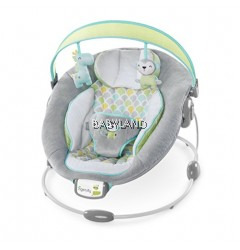 Ingenuity Soothe 'N Delight Bouncer (Savvy Safari)