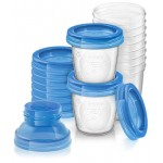 Philips Avent Breast Milk Storage Cups (10X180ml)