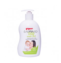 Pigeon Sakura Baby Wash 2In1 (500ml)