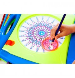 Crayola 4-In-1 Spiral Art Studio