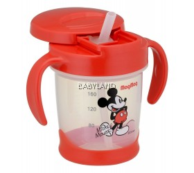 Pigeon Mag Mag Straw Cup Mickey (160ml)