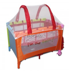 Bumble Bee 2-Levels Playpen Package (Classic/Rainbow)