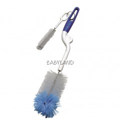 Pigeon 2-in-1 Bottle and Nipple Brush