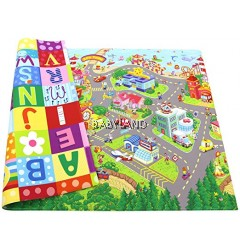 Baby Care Play Mat  (Zoo Town)