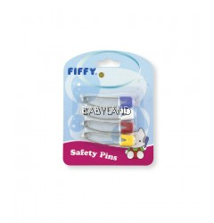 Fiffy Safety Pins (4pcs)