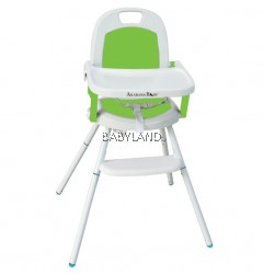 AKARANA TORU BABY HIGH CHAIR - GREEN