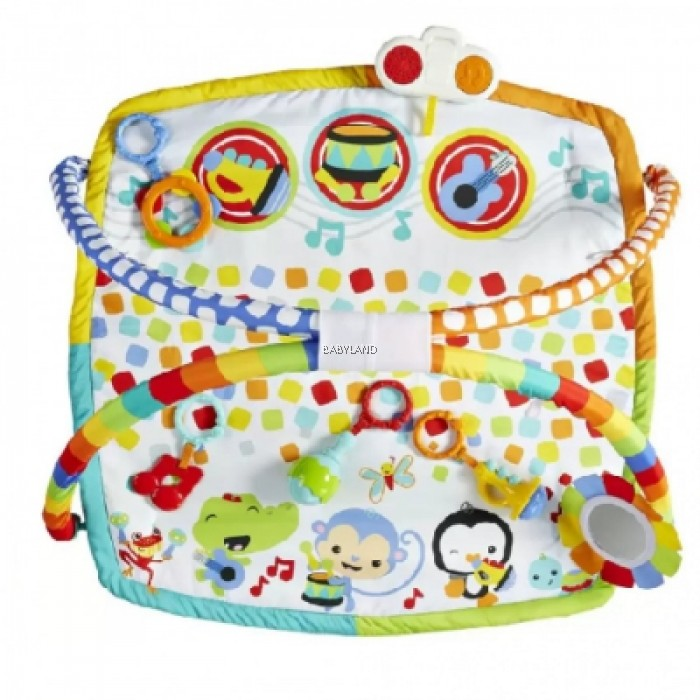 Fisher Price Baby S Bandstand Play Gym