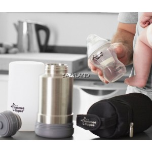 Tommee Tippee Closer to Nature Travel Bottle & Food Warmer