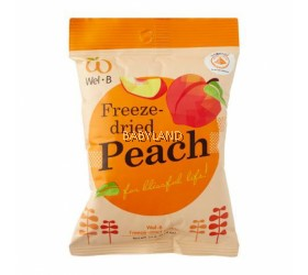 Wel.B Freeze-Dried Peach (14g)