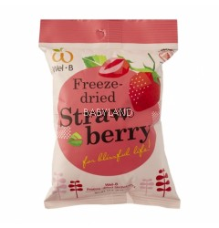 Wel.b Freeze Dried Strawberry (14g) *BUY 2 GET 10% OFF*