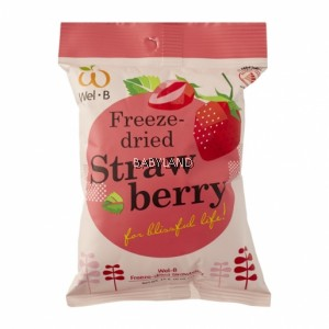 Wel.b Freeze Dried Strawberry (14g)