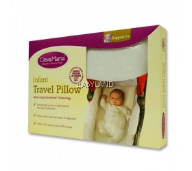 Clevamama Infant Travel Pillow