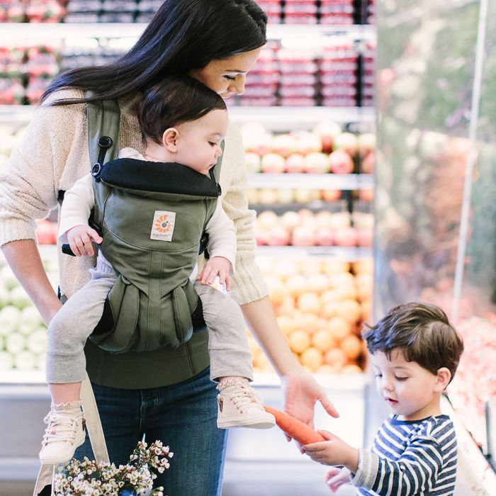 705ed91c0be Ergobaby Omni 360 Baby Carrier All-In-One (Khaki Green)