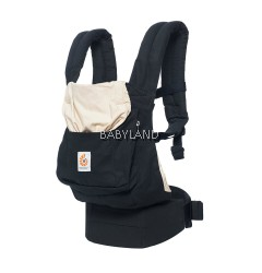 Ergobaby Original Multi-Positions Baby Carrier (Black/Camel)
