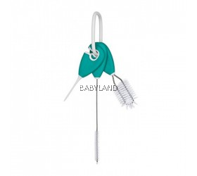 OXO Tot Straw & Sippy Cup Cleaning Set (Teal)