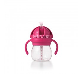 Oxo Tot Grow Straw Cup Step 2 Pink (9oz/250ml)