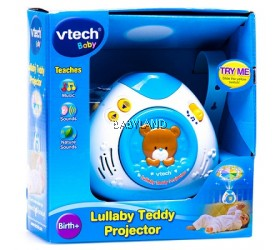 Vtech Lullaby Teddy Projector (0M+)
