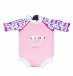 Cheekaaboo Snugbabes Light Pink Seahorse (12-18mths)