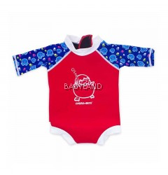 Cheekaaboo Snugbabes Red Octopus (18-30mths)