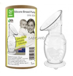 Haakaa Silicone Breast Pump 5.4oz / 150ml