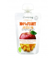 Clearspring On The Go Apple & Mango 120g