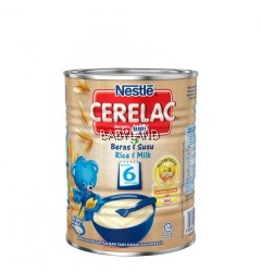 Nestle Cerelac Rice & Milk 6m+ (350g)