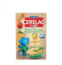Nestle Cerelac Multi-Grain & Garden Vegetables 12m+ (250g)