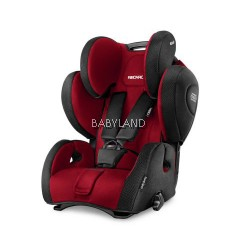 Recaro Young Sport Hero Car Seat (Ruby)