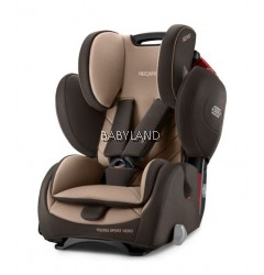 Recaro Young Sport Hero Car Seat (Dark Sand)