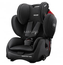 Recaro Young Sport Hero Car Seat (Performance Black)
