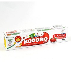 Kodomo Toothpaste Strawberry 80g