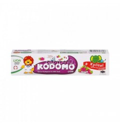 Kodomo Toothpaste Grape 80g