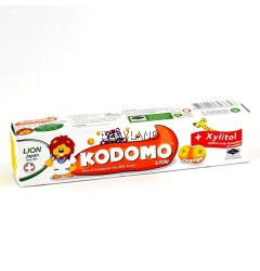 Kodomo Toothpaste Orange 80g