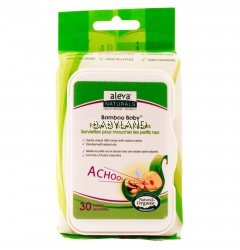 Aleva  Bamboo Baby Nose 'n' Blows Wipes