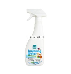 BabyOrganix Naturally Kinder Sanitising Water (400ml)