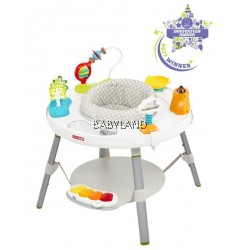 Skip Hop Explore & More Baby's View 3-Stage Activity Center (4M+)