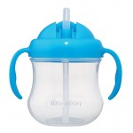 Pigeon MagMag Straw Cup Blue Step 3 (8M+)